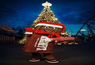Hershey Park in the Winter Preview - 4 Million Lights and Family Fun